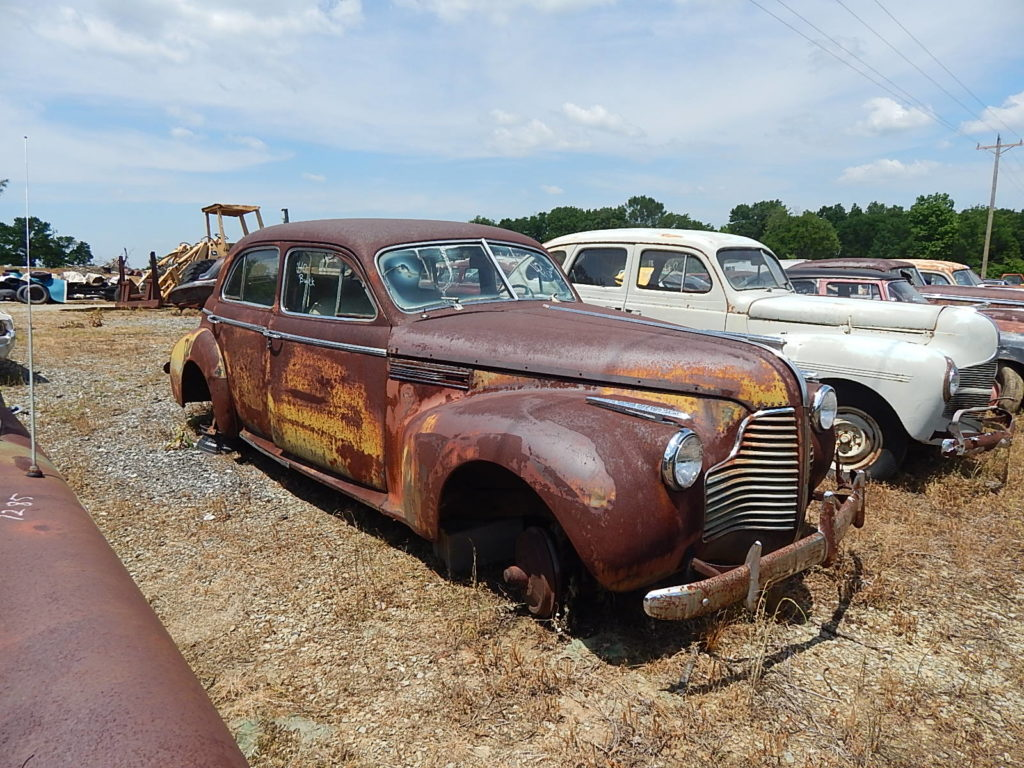 Richard S Classic Auto Sales And Salvage The Old Car Guys