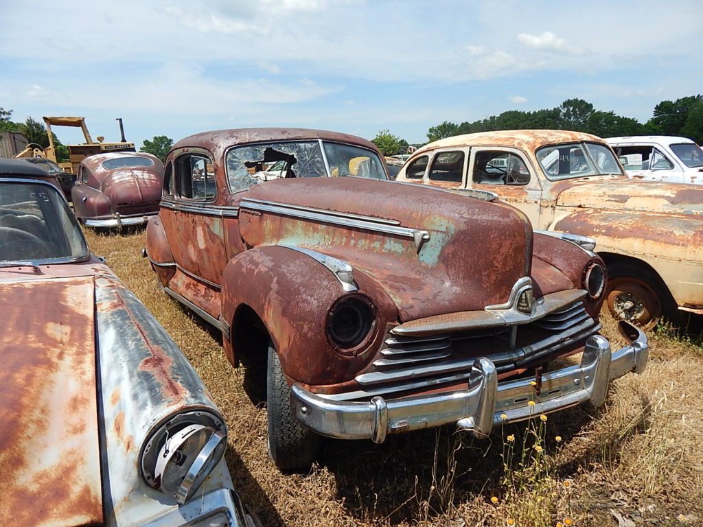 Old Car For Sale >> Richard S Classic Auto Sales And Salvage The Old Car Guys