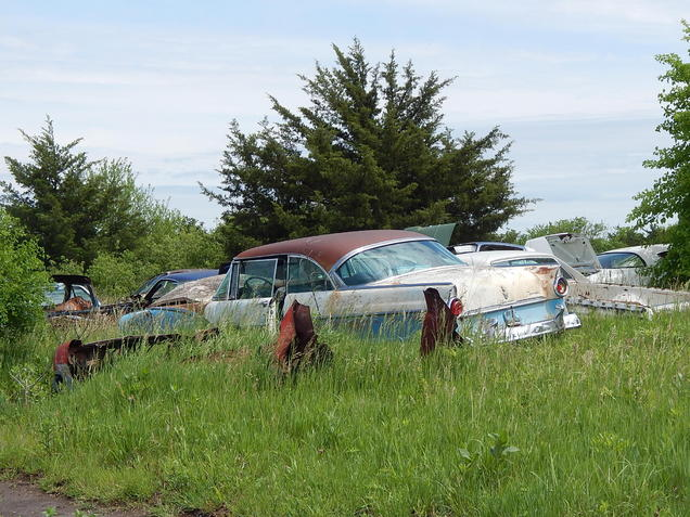 John's Muscle Cars – The Old Car Guys